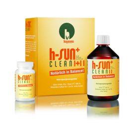 hajoona h-SUN+ clean I und clean II