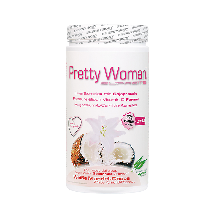 Pretty Woman Proteinshake Mandel-Cocos