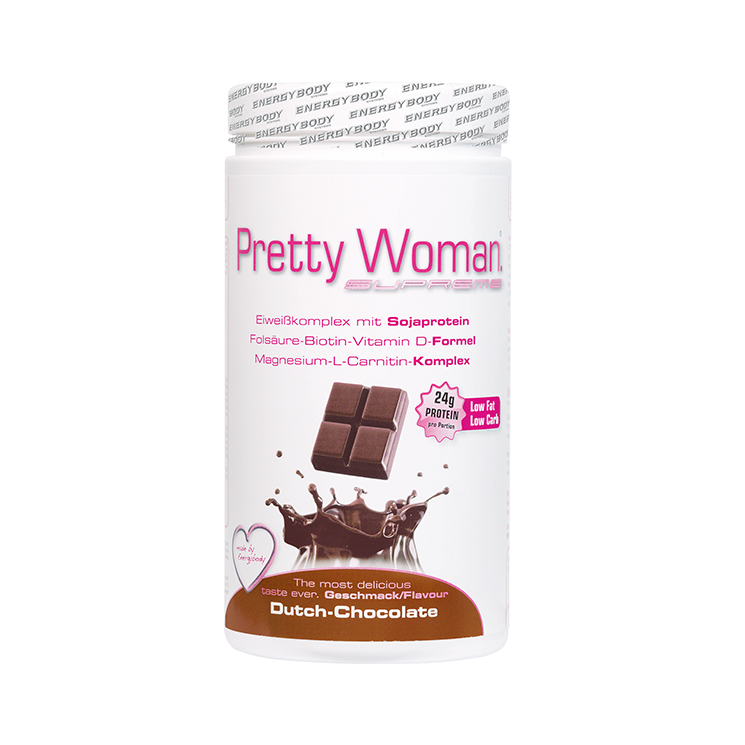 Pretty Woman Proteinshake Dutch-Chocolate