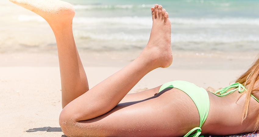 6 Regeln für deine Strandfigur!